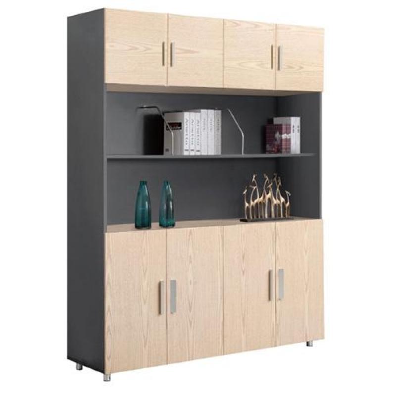 tủ hồ sơ gỗ được sử dụng nhiều hơn