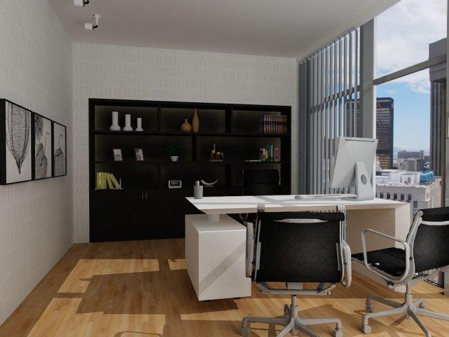 Cách xây dựng nội thất phòng giám đốc