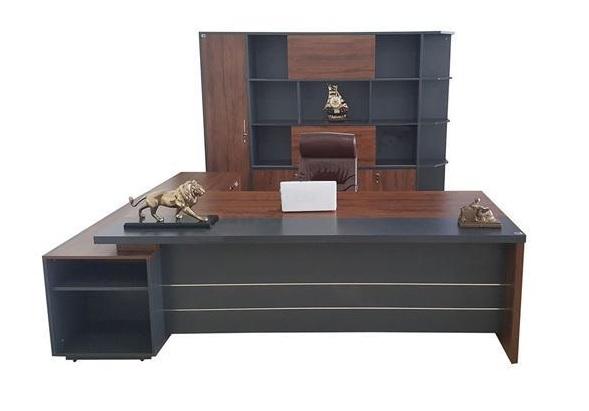 Bàn giám đốc gỗ MFC  LUXB2820V1