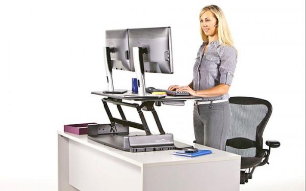 Bàn đứng sẽ phù hợp với PC hơn là máy tính xách tay