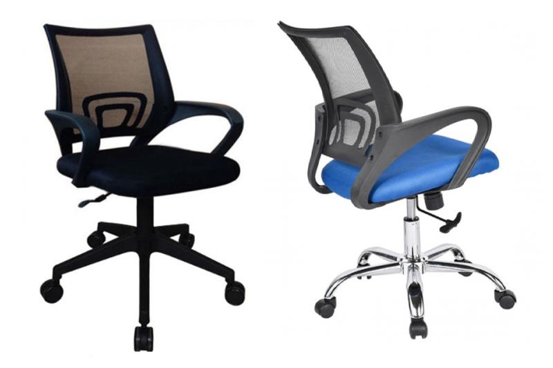 Mẫu ghế Hoà Phát chân xoay giá rẻ dành cho nhân viên