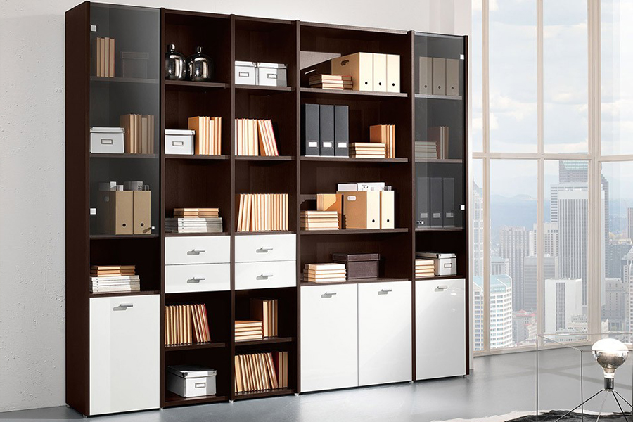 Giải pháp tìm và bố trí tủ tài liệu tốt nhất cho văn phòng công ty