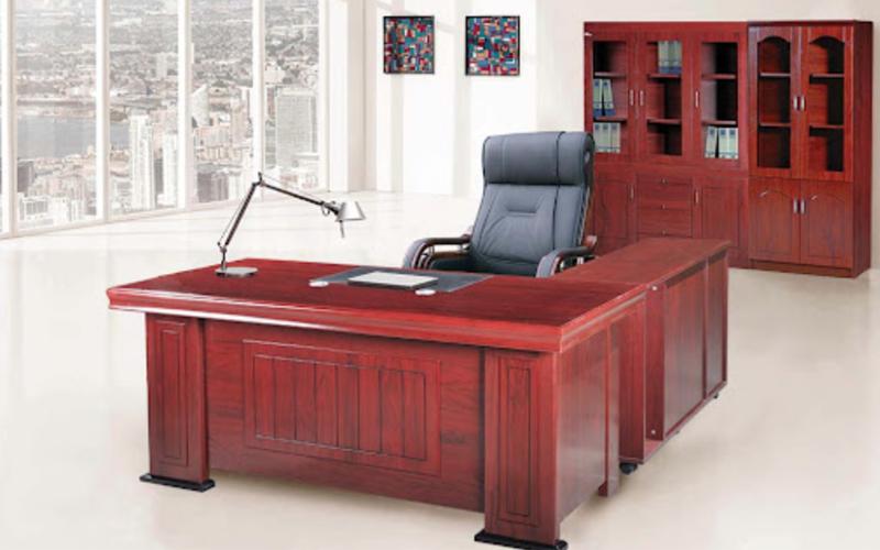 Những gợi ý cho bàn làm việc văn phòng gỗ công nghiệp