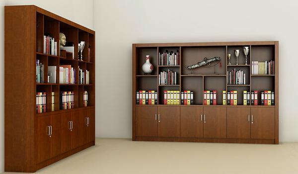 Tủ hồ sơ bằng gỗ và cách bố trí khoa học