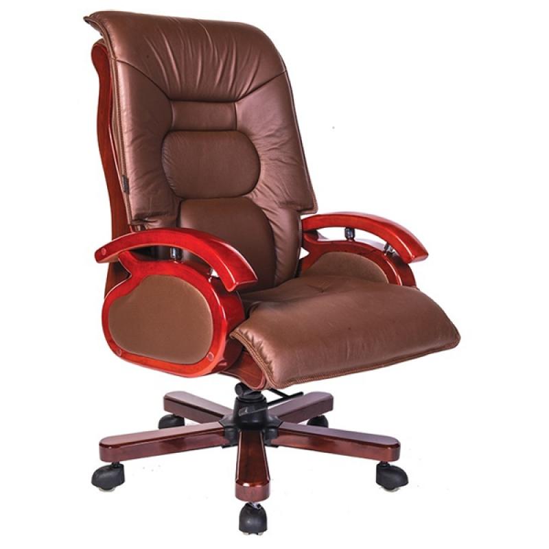 Ghế văn phòng bọc da TQ15